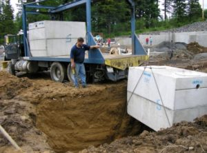 septic systems by Hatter Creek Earthworks