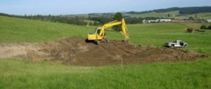 Hatter Creek Earthworks Excavation Idaho