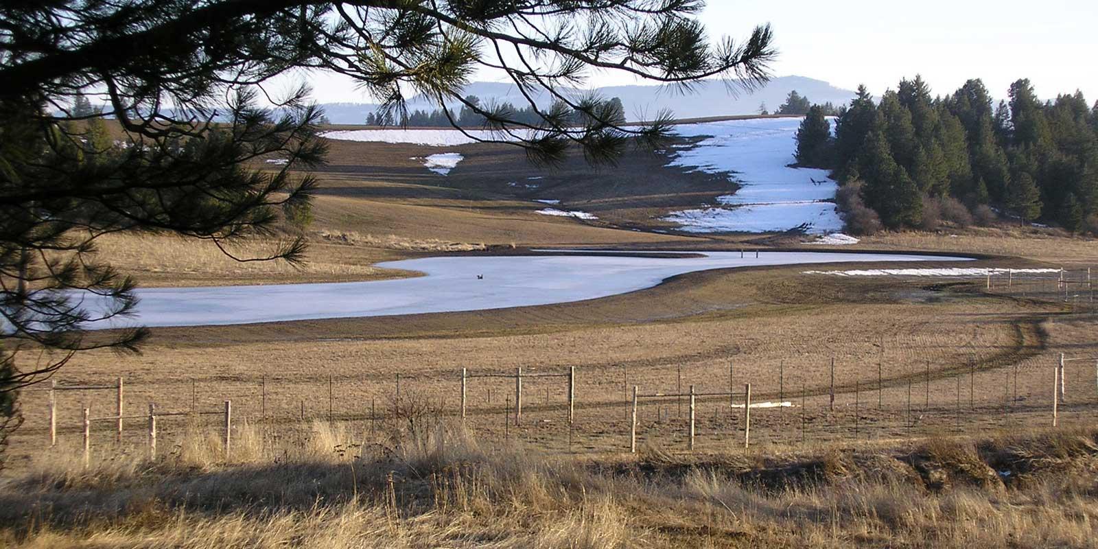 Ponds by Hatter Creek Earthworks