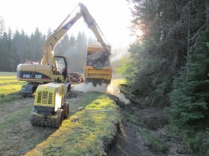 Stream Conversion by Hatter Creek Earthworks
