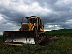CAT D6C Dozer with Rippers